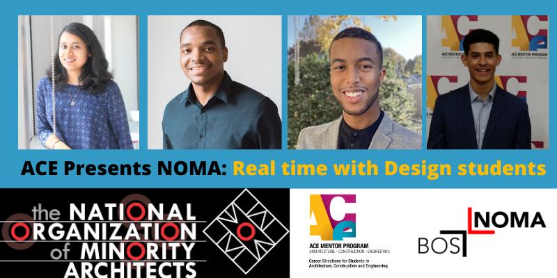 ACE Presents NOMA speaker photos